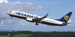 Viajar con Ryanair